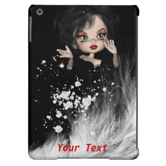 lady Goth#2 Case-Mate Barely There iPad Air Case