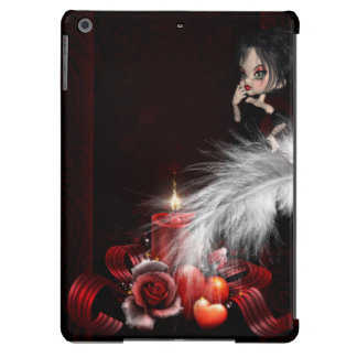 lady Goth Case-Mate Barely There iPad Air Case