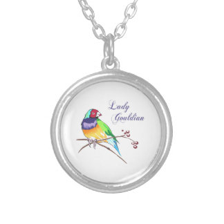 LADY GOULDIAN FINCH NECKLACES