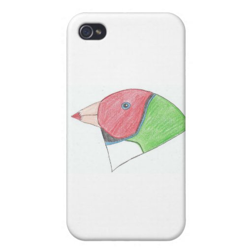 Lady Gouldians Cases For iPhone 4