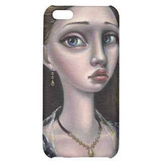 Lady Gwendolyn Case For iPhone 5C