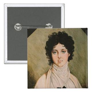 Lady Hamilton Pinback Button