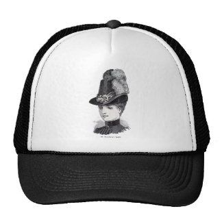 """Lady"" Trucker Hat"