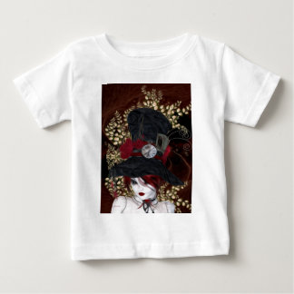 Lady Hatter Baby T-Shirt