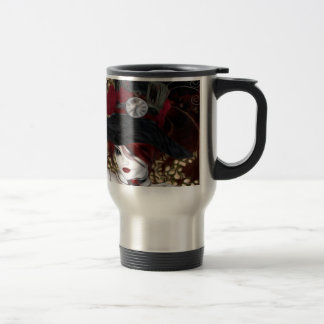 Lady Hatter Travel Mug