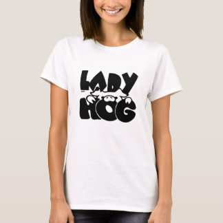 LADY HOG T SHIRT