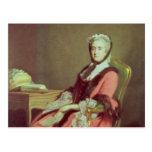 Lady Holland, 1766 Postcard