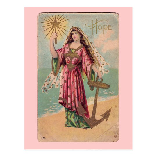 Lady Hope Postcard