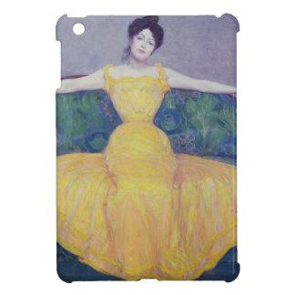 Lady in a Yellow Dress, 1899 iPad Mini Covers