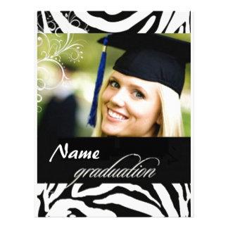 Lady in Grad Hat Letterhead