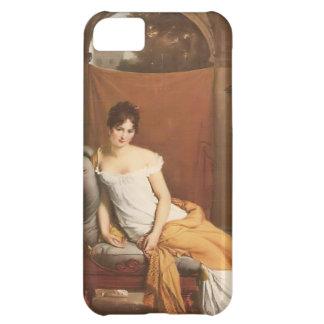Lady in her boudoir iPhone 5C case