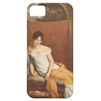 Lady in her boudoir iPhone SE/5/5s case