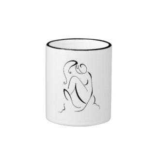 Lady in Repose Mug