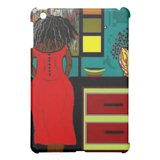 LADY IN THE KITCHEN SPECK CASE iPad MINI COVERS