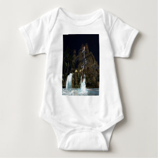 Lady In The Lake Baby Bodysuit