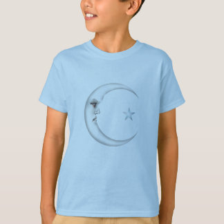 Lady in the Moon T-Shirt