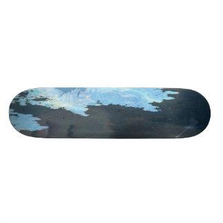 Lady in the Sky Skate Board
