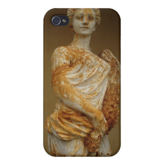 Lady In Waiting by Uncle Junk iPhone 4 Cases