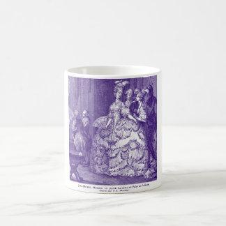 Lady in Waiting to Marie Antoinette Coffee Mug