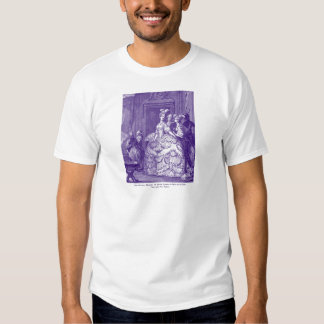 Lady in Waiting to Marie Antoinette T-Shirt