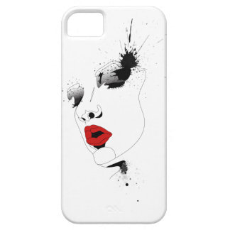 Lady Ink Iphone case iPhone 5 Cover