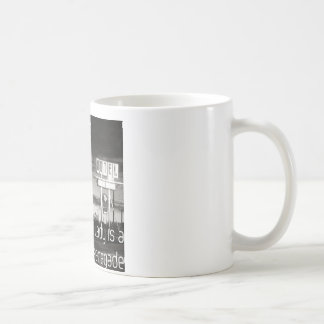 lady is a Renegade Coffee Mug