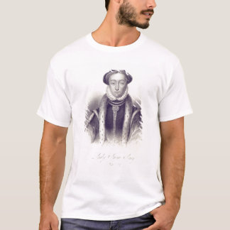 Lady Jane Grey, engraved by S. Freeman T-Shirt