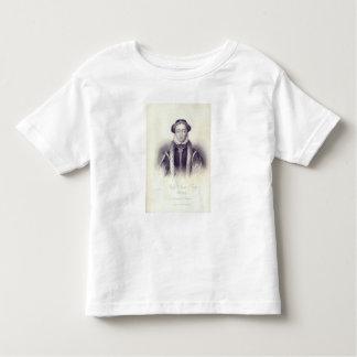 Lady Jane Grey, engraved by S. Freeman Toddler T-shirt