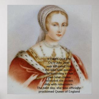 Lady Jane Print