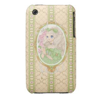 Lady Jewel iPhone 3G case (citrine) iPhone 3 Case-Mate Case