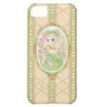 Lady Jewel iPhone 5 case (citrine)