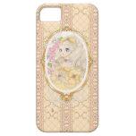 Lady Jewel iPhone 5 case (gold)
