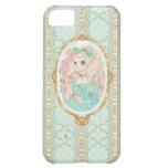 Lady Jewel iPhone 5 case (mint)