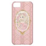 Lady Jewel iPhone 5 case (pink)