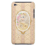 Lady Jewel iPod Touch case (gold)