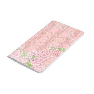Lady Jewel (pink) Journal