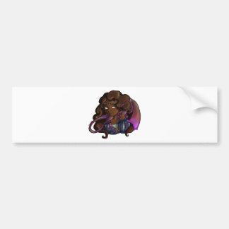 Lady Jolenta Bumper Sticker