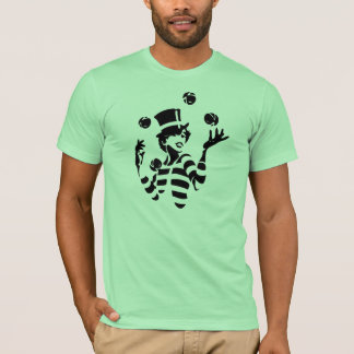 Lady Juggler (#1) T-Shirt