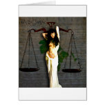 Lady Justice Cards
