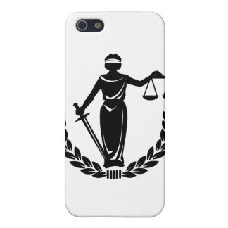LADY JUSTICE CO. CASE FOR iPhone SE/5/5s