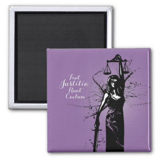 Lady Justice Magnet