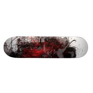 Lady Justice Skateboard