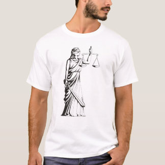LADY JUSTICE TEE