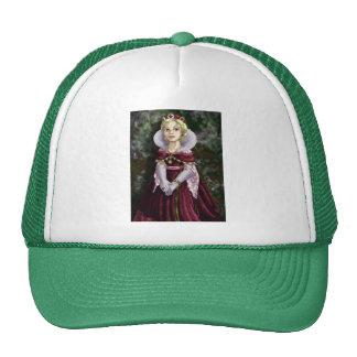 Lady Kaalaria Mesh Hats