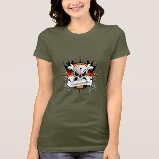 Lady Knights T - Dark T-Shirt