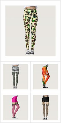 Lady Leggings Collection