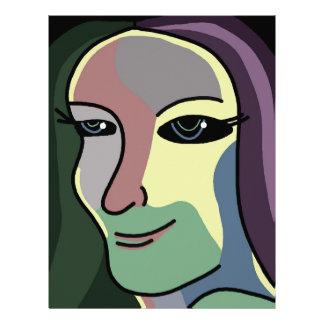 Lady Letterhead