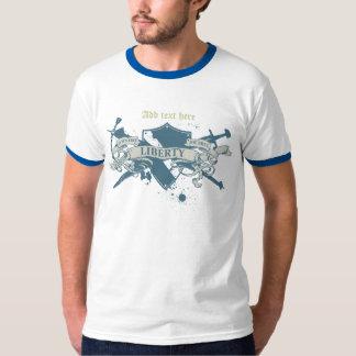Lady Libertas Graphic T-shirt