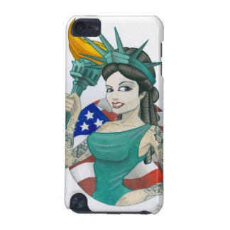 """""""Lady Liberty 2011"""" iPod Touch (5th Generation) Covers"""