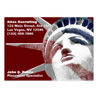 Lady Liberty Business Card